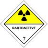 Доставка радиоактивных материалов.